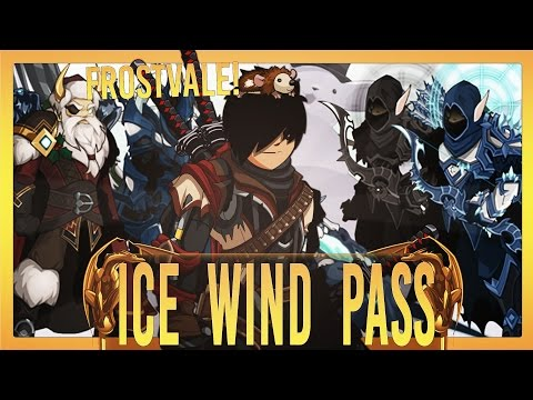 =AQW= /Join IceWindPass FULL Walkthrough [With Commentary - Frostvale 2016]