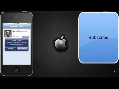 How To Get Siri for iPod Touch 4th Gen and iPhone 4-3gs