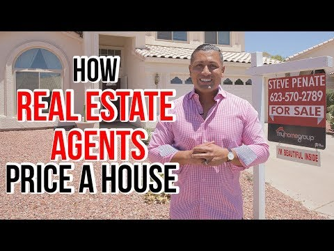 Phoenix Arizona Real Estate - What are 'comparables' & how Realtors price a house