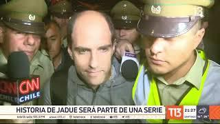 """Serie """"Los Presidentes"""" llega a grabarse a Chile con la historia de Sergio Jadue"""