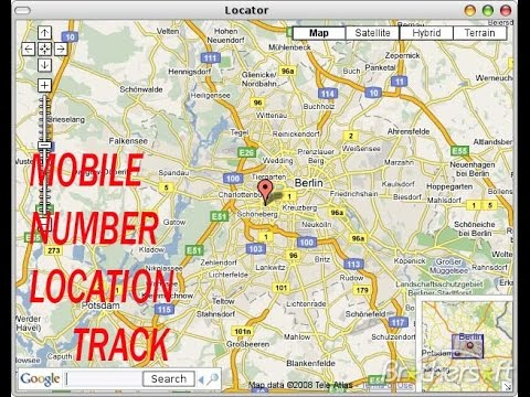 MOBILE NUMBER LOCATION TRACK