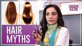 Hairfall Facts in 10 mins |  Reasons for Dandruff | Juggun Kazim