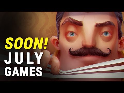 19 New Games Coming in July 2018 | PC, PS4, Switch, Xbox