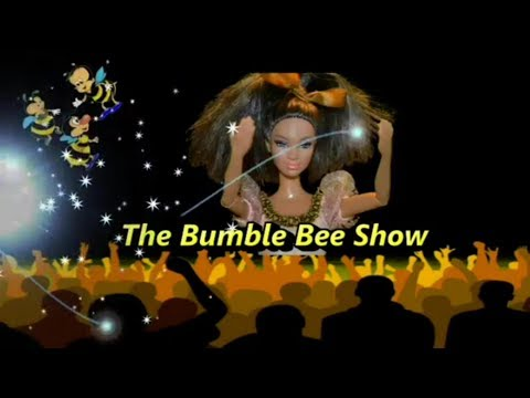 LOVE &HIP HOP THE BUMBLEBEE SHOW ~DOLL STOP MOTION EPISODE 4