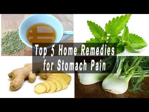 Home Remedies for Stomach Pain – Top 5 Home Remedies for upper Stomach Pain
