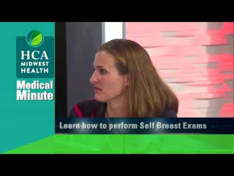 Importance of Breast Self-Exams