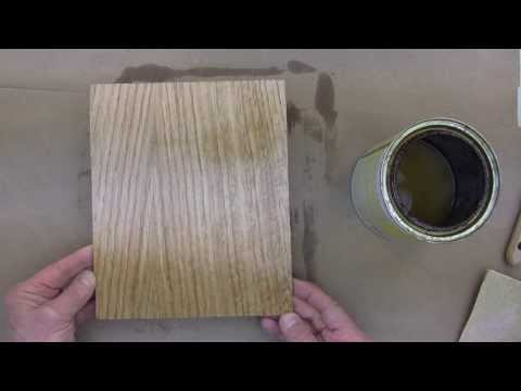 Staining And Finishing Wood Veneers At Veneer-Factory-Outlet.com