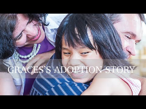 Grace's Adoption Story