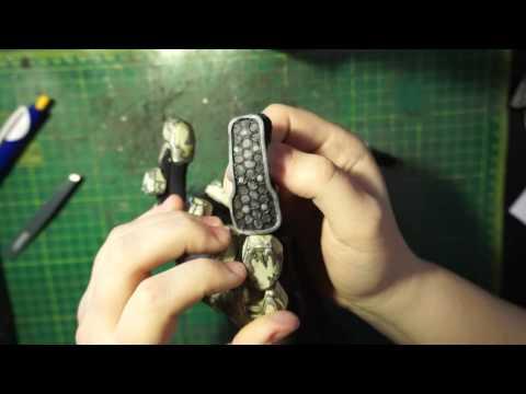 Halo glove finger detail tutorial