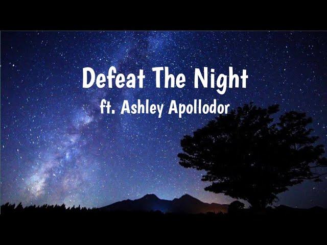 JPB (ft. Ashley Apollodor) - Defeat The Night (s/Lirik)