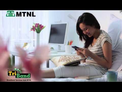 MTNL Broadband.