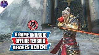 6 Game Android Offline Terbaik dengan Grafis yang Keren!