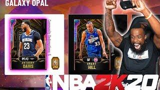 NBA 2K20 MYTEAM-ALL 99 OPALS! PINK DIAMONDS! COLLECTION REWARDS!!