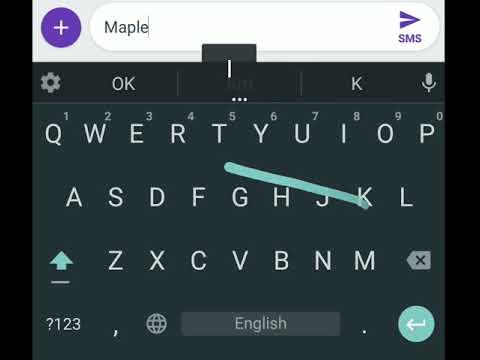 Maple Keyboard - emoji, emoticons, smiley faces