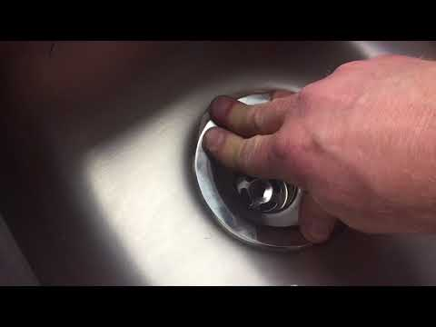 How to Install a Thumbscrew Kitchen Strainer