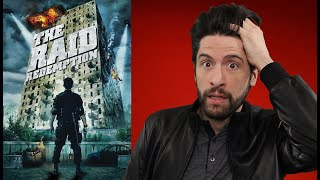 The Raid: Redemption - Movie Review