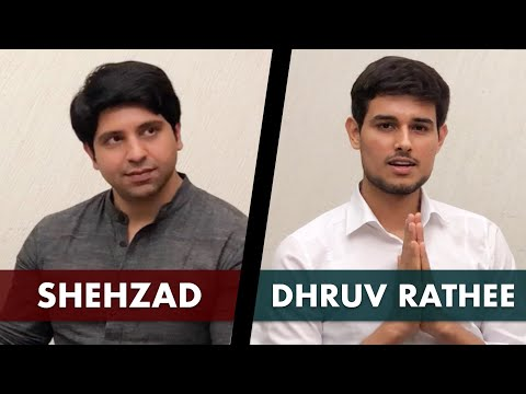 Shehzad Poonawalla Interview with Dhruv Rathee | Congress Dynasty, Appeasement & Economy