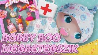 Bobby Boo megbetegszik - Bellies Babák
