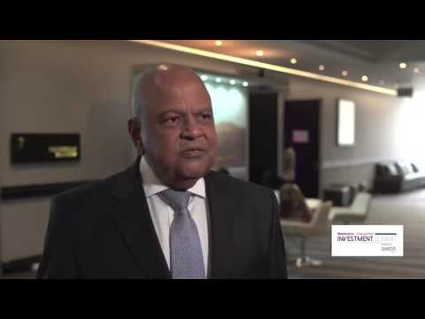 BDFM Investment Summit: Finance Minister Pravin Gordhan on investing in South Africa's economy