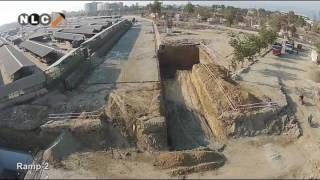 Metro Bus Islamabad Construction NLC 2nd Jan