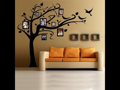 11 Creative Ideas for HOME Family Photo Frame hang on the Wall