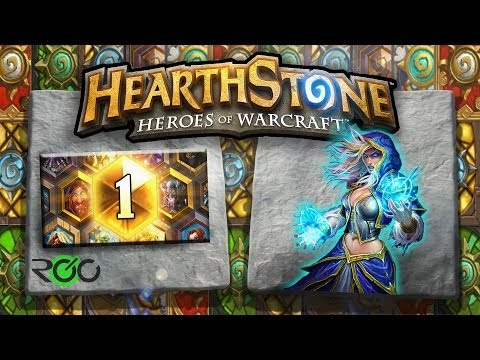 Hearthstone: High Rank Cheap Mage Deck Guide & Build By Warshack
