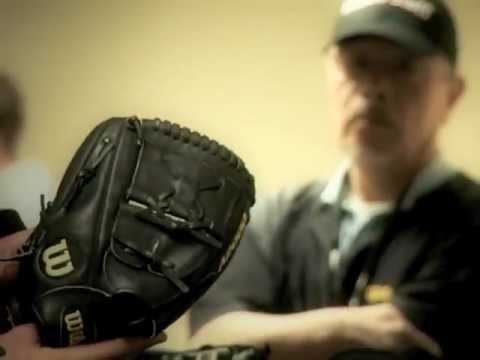 Wilson's Glove Guru: Aso The Glove Master.m4v