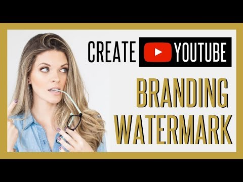 How to Create YouTube Branding Watermark for Your Channel