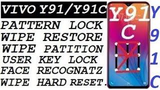 Vivo y91c (1820) Passcode Pettern Lock Remove Miracle - PakVim net