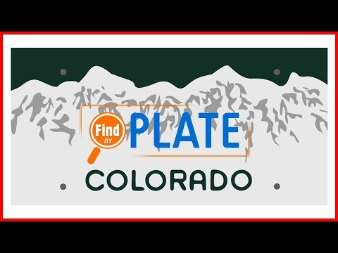 How to Lookup Colorado License Plates and Report Bad Drivers