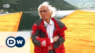 Walking on Water: Christo