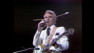 Steve Martin, Stand Up Comedy 1984 (HD)