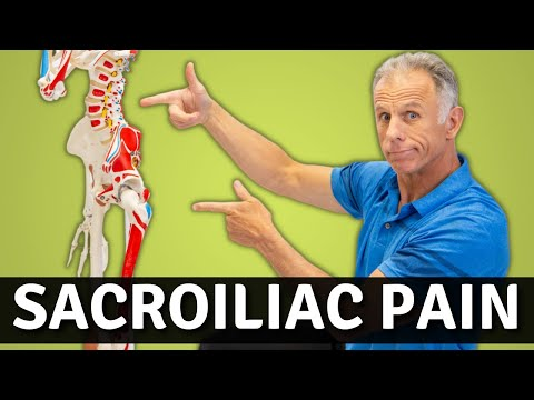 3 Tests to tell if your S.I. is causing your BACK PAIN- (S.I. = Sacroiliac)
