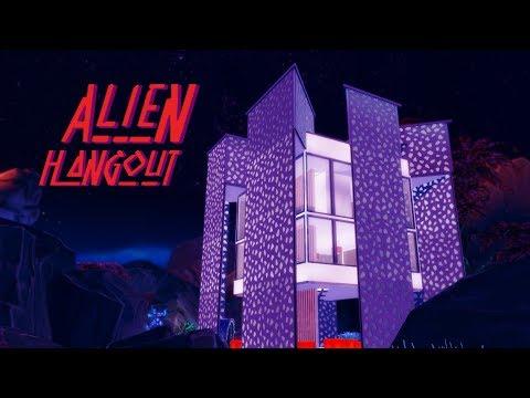 Sims 4 | House Building | Alien Hangout
