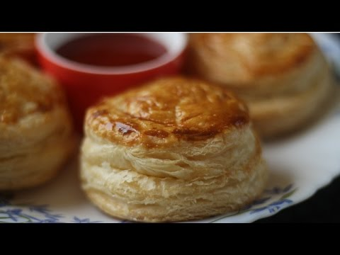 Puff Pastry Dough & Chicken Patties(An Authentic Recipe of Pakistani bakery style)