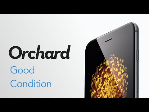 An Orchard iPhone in