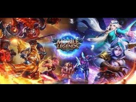 Streaming Mobile Legends RANDOM