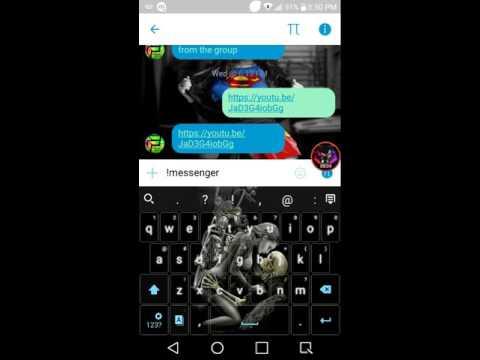 Transparent Messenger