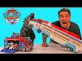 Paw Patrol Mission Cruiser Godzilla Attack Toy Reviews Konas2002