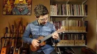 Download Ukulele Sizes - Soprano, Concert & Tenor Demonstrated By Ukulele Teacher Cliff Smith Video