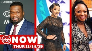 50 Cent Comes For Naturi's Hairline AGAIN + Keyshia Cole Checks Nick Cannon For Calling Her Old