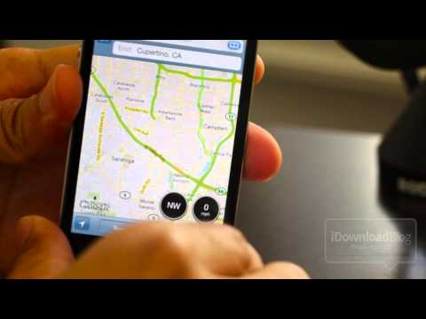 'Compass for Maps' Places a Compass on Your Maps App