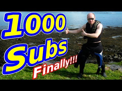 1000 Subs