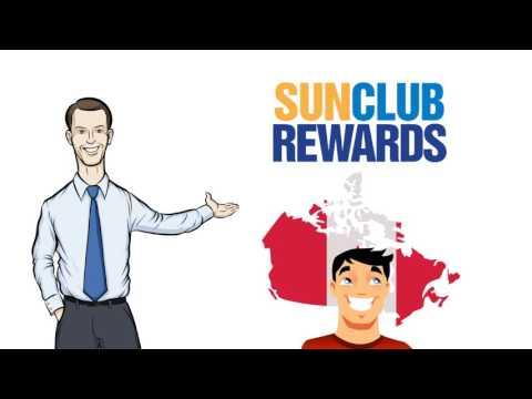 Welcome to SunClub Rewards!