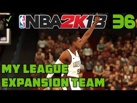 NBA 2K18 My League Ep. 36: Franchise Records [Realistic NBA 2K18 My League Expansion]