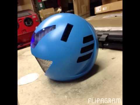 Purrari deadmau5 head build