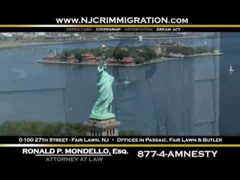 Ron Mondello New Jersey Criminal Defense and Crimmigration Immigration Lawyer