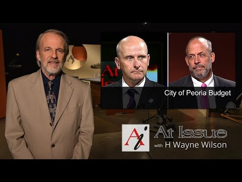 At Issue #3006 - City of Peoria Budget