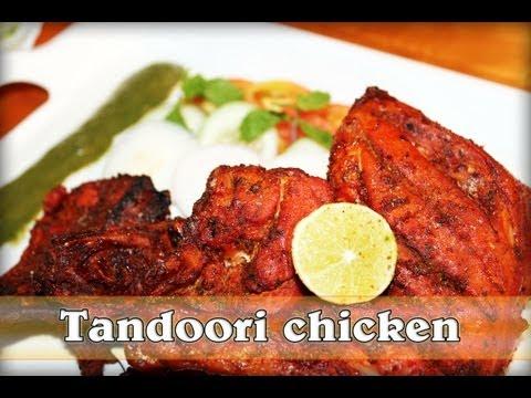 Tandoori Chicken In Microwave And Green Chutney | Sharmilazkitchen