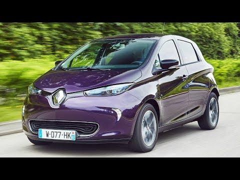 2019 Renault ZOE - Driving Pleasure and Versatility